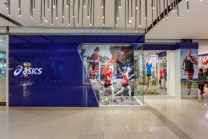 ASICS chooses Retail Pro to centralize its store operations.