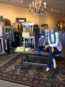 Lyn Evans' chic Westborough, MA store