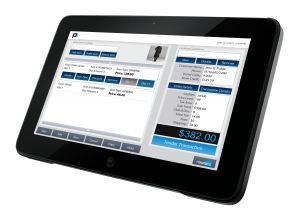 The natively mobile Retail Pro Prism®