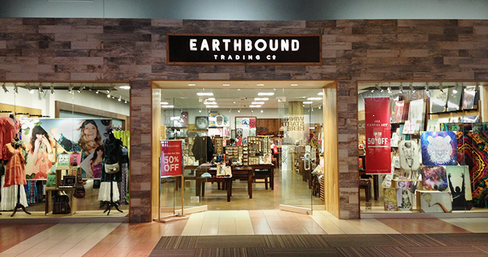 Earthbound Trading Company is a lifestyle shop for the nomadic spirit who embraces individuality and craves exploration.
