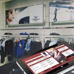 POS software on tablet for specialty retail