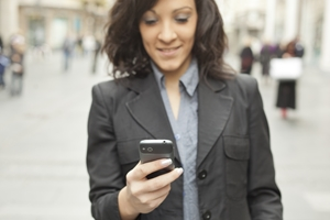 Mobile devices are surging to the forefront of how people interact in today's retail industry.