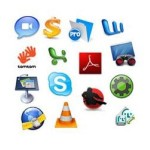 There are a number of apps smartphone owners can download.