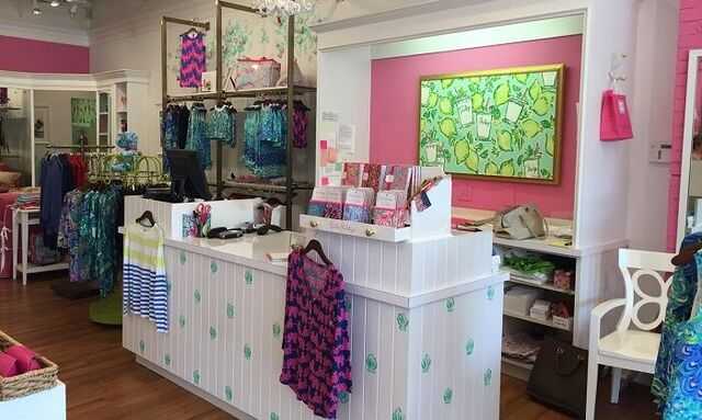 Mint Julep Store Interior