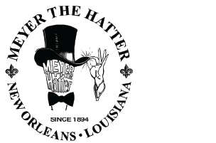 Old fashioned logo of Meyer The Hatter